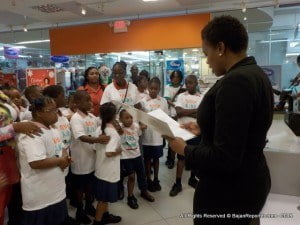 Alison Haynes-John, Barbados Country Manager, Payless ShoeSource, said the annual programme was one which everyone at Payless looked forward to as a major highlight of the Christmas season.