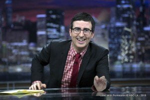 Emmy® award winner, John Oliver returns to HBO on February 15th at 00hrs* for the third season of Last Week Tonight with John Oliver. A former correspondent for The Daily Show, Oliver brings viewers his satirical perspective on today's current issues. The half-hour special is hosted by John Oliver and executive produced by Tim Carvell, Jon Thoday and James Taylor.