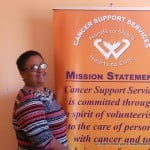 Jan Linton, Executive Director of Barbados Cancer Support Services says there is a drive on this Saturday for men to go and have a simple test for a nominal fee and all that's involved is a blood sample.