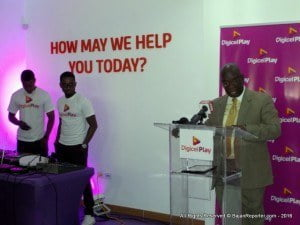 "While lauding the features of Digicel Play, particularly its download speed, he added: ""Competition encourages persons to try to stay on the cutting edge because you don't only want to maintain those clients but you want to get more clients to build out.... At the end of the day, it is about your bottom line.... But that happens as a result of the quality service that you bring. Once you bring quality service Barbadians will migrate to you and if you don't bring quality service they will migrate from you."""