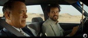 Directors: Ahmed Al-Ibrahim, Tom Tykwer Starring: Tom Hanks, Sarita Choudhury, Omar Elba