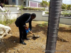 Denis Kellman, in an exclusive interview with BajanReporter.com during a tree planting ceremony at the Country Road headquarters of National Housing Corporation, said any concerns raised by the Opposition were created to divert from their own problems.