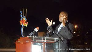 This assertion from Industry Minister, Donville Inniss, who delivered the feature address at Hennessy's Cocktail reception, at the Spa, Sandy Lane Hotel, St. James.