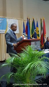 He noted that Barbados' efforts were realised in a Loan Agreement between Government and the Inter-American Development Bank for the Modernisation of Barbados National Procurement System. According to him, this programme includes various components and is being undertaken in Ministries and Departments across the public sector.
