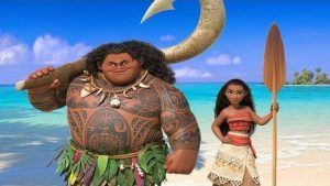 A Movie directed by Ron Clements & John Musker Cast: Dwayne Johnson & Auli'i Cravalho Release Date: Christmas 2016 Genre: Animation, Family