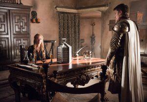 Cersei believes strength in leadership should be demonstrated.