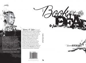 Book of The Dead, the new poetry book by Lasana M. Sekou.