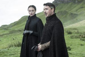 Petyr Baelish believes in making the game work for all of us.