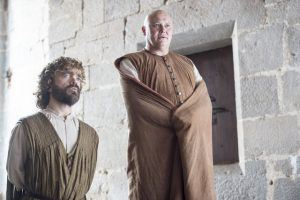 · 23 nominations for Game of Thrones, including Outstanding Drama Series, 2 for Outstanding Supporting Actor in a Drama Series (Peter Dinklage, Kit Harington), 3 for Outstanding Supporting Actress in a Drama Series (Emilia Clarke, Lena Headey, Maisie Williams), Outstanding Guest Actor in a Drama Series (Max von Sydow), 2 for Outstanding Directing for a Drama Series (Miguel Sapochnik, Jack Bender) and Outstanding Writing for a Drama Series (David Benioff and D.B. Weiss).