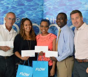 """This year, as Flow celebrated its first birthday in Barbados, we were very proud to support the Crop Over festival to the tune of more than half-a-million dollars and we viewed this investment as one of the most prudent we can make because we are investing in the people of Barbados and in a festival they treasure."""