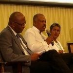 Speaking at Hilton Barbados during the launch of the UNDP's recent Caribbean Human Development Report, Vice Chancellor Sir Hilary Beckles told participants of a new centre for leadership to be launched in New York state.