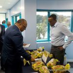 Minister of this portfolio, Dr David Estwick, was speaking with media at Haggatt Hall after Purity Bakeries launched two types of blended cassava bread. Estwick dismissed calls for him to demit his post, since according to the Cabinet Minister, a severe drought cannot be blamed on a policy maker.