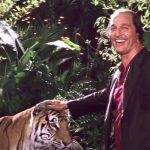 Matthew McConaughey gold