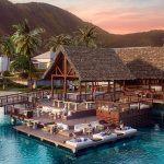A visualization of Park Hyatt St. Kitts Exterior Lounge