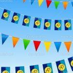 depositphotos CARICOM flags