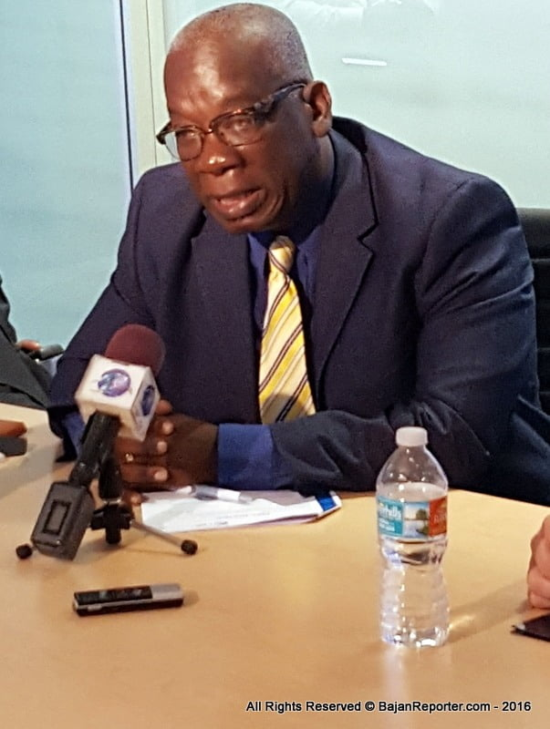 Minister Jones chose to look at the study habits of the current Barbadian youth and their reported success ratio rather than look to tackle the issue head on.