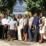 2016 UWI Paediatric Haematology Oncology Nursing Cohort