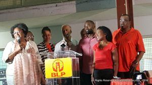 Mottley recalled how at 27 she ran for elective politics and she did not allow the Old Guard then to dissuade her, she now says by extension the BLP must do all it can to welcome the Next Generation to carry the Party forward.