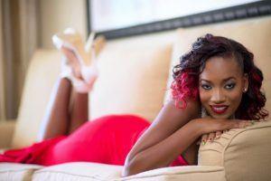 Reigning Banks Calendar Girl, Jalisa Alleyne