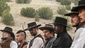 'Magnificent 7' 2016 MOVIE REVIEW to the new Western reboot starring Denzel Washington, Chris Pratt and Ethan Hawke. All videos on BBTV Trailers are created or co-produced with partners from the BBTV Network.
