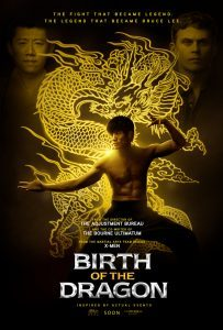 (Background) Young, up-and-coming martial artist, Bruce Lee, challenges legendary kung fu master Wong Jack Man to a no-holds-barred fight in Northern California