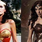 Gal Gadot Wonder Woman Costume Lynda Carter