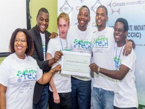"CoESL's managing director Dr. Marcia Brandon (extreme left) said while she was hoping to get more people coming out to participate in the bootcamp, she was satisfied that the initiative attracted ""quality, even though not the quantity""."