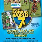 Rugby Barbados World 7s Jetblue leaflet