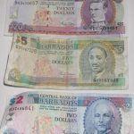 Bajan money