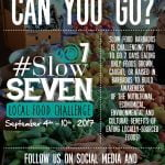 SLOWSEVEN 11x17 POSTER Aug14