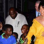 Rihanna at Rihanna Drive Bild.De