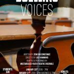 Duelling Voices flyer