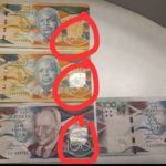 Misprinted Currency