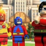 LEGO DC SUPER HEROES The Flash 2018 Animation