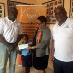 Donation from Almond Beach Resort