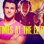 BAD TIMES AT THE EL ROYALE DREW GODDARD VANCOUVER CHRIS HEMSWORTH