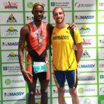 Oein Josiah 6th Jason Wilson 1st Rainbow Cup Tobago 2018