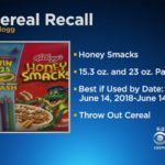 kelloggs recalls honey smacks cereal after salmonella outbreak sickens dozens