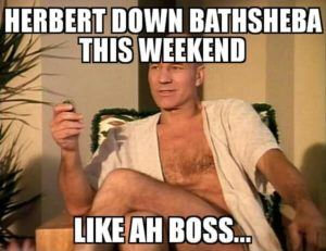#LikeABoss #Picard