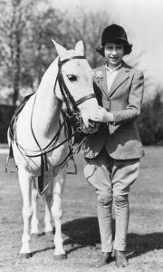 She made her first contact with a horse almost seventy years back when she visited a racing stable for the very first time, and she has never looked back. The Start: When Queen Elizabeth was just sixteen years old, she went to the stable with her father, George VI and that is when she learnt how elegant horses could be. The King was visiting to check on his prime racehorses who were named, Big Game and Sun Chariot, and young Elizabeth watched them perform in front of her eyes. The horses were practising for upcoming races, and they were in fine shape. Afterwards, she went over to them and patted their heads as a sign of affection. The silkiness of their coats charmed her.