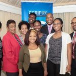 CCRIF UWI Undergraduate scholars with CCRIF and UWI September 21 2018