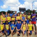 Carifta Triathlon Team 2018