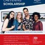 Chevening Promotional Flyer Final