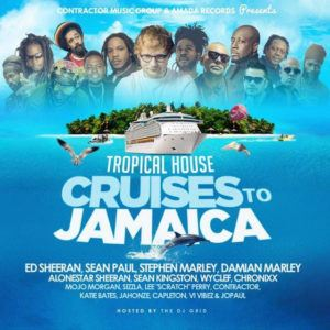 """Tropical House Cruises to Jamaica"" was digitally released by Jamaica based Contractor Music Group and distributed by Atlanta-based Amada Records under the EAE Management Group."