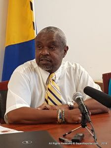 "Acting Chief Medical Officer of Health, Dr. Kenneth George, told a media briefing today that while the Ministry had received reports of bed bug sightings at various institutions, only ""a few"" had been confirmed by the environmental health officers."