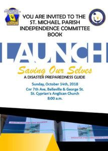 Disaster Preparedness Official Book Launch 2018