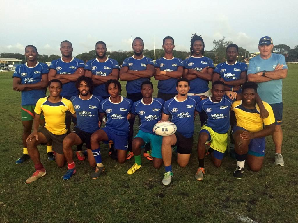 "Barbados JetBlues male Team Captain, Sean Ward, says his team is looking forward to taking on the high calibre of international Rugby teams making their way to the island this week, just for the Tournament. ""The boys can't wait to play some of the best-of-the-best in the Rugby fraternity and we have our eyes focused directly on the prize. And, to win on home soil and at such an iconic Barbadian sporting stadium like Kensington Oval will be the icing on the cake, so watch this space,"" he said."