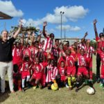 Richard Eames Pinelands Youth Soccer Academy