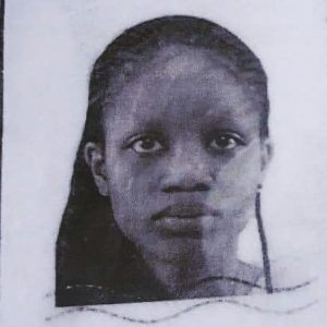 She was traced and on Friday 18th January 2019, police assured she is well.