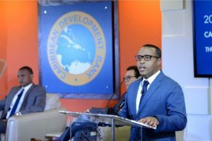 CDB's Director of Economics, Dr. Justin Ram, declared this during the Bank's Annual News Conference, held at their Barbados headquarters in Wildey.
